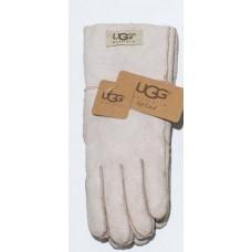 Купить Перчатки Ugg Australia Белые в Украине