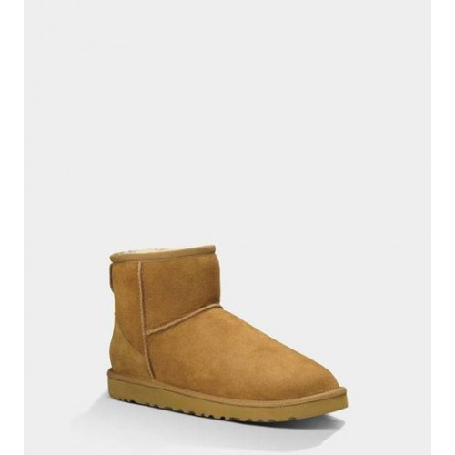 Купить UGG CLASSIC MINI CHESTNUT Men в Украине