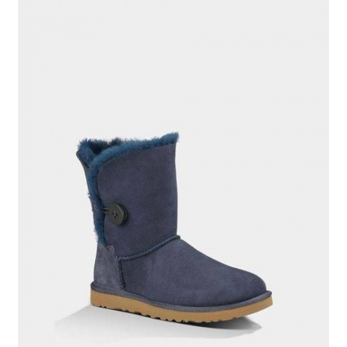 Купить UGG BAILEY BUTTON NAVY в Украине