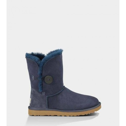UGG BAILEY BUTTON NAVY
