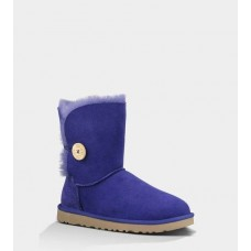 UGG BAILEY BUTTON ROYAL BLUE