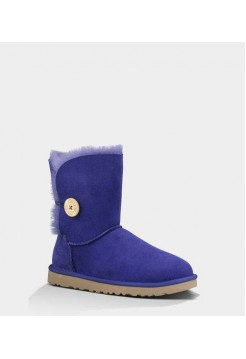 Купить UGG BAILEY BUTTON ROYAL BLUE В Украине