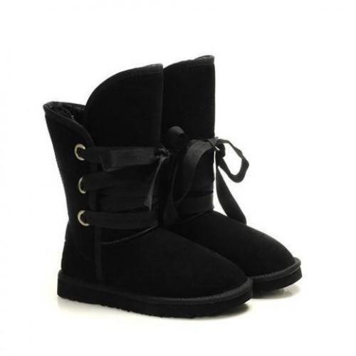 Купить UGG Roxy Short Black в Украине