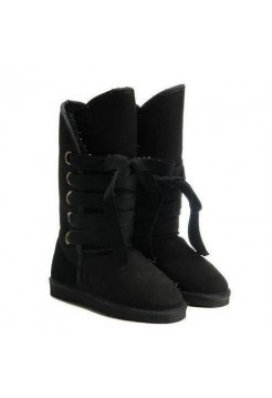 Купить UGG Roxy Tall Black В Украине
