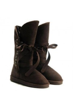 Купить UGG Roxy Tall Chocolate В Украине