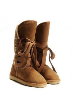 UGG Roxy Tall Chestnut