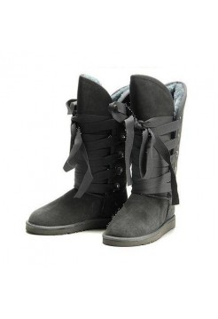 Купить UGG Roxy Tall Grey В Украине