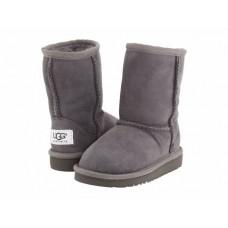 Детские угги UGG Baby Classic Short Grey