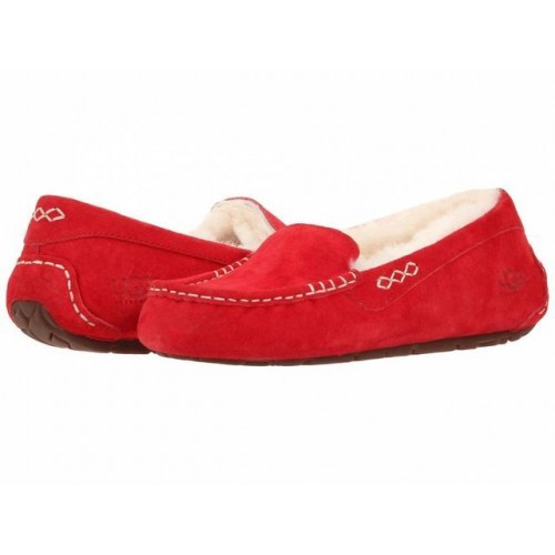 Купить UGG ANSLEY SLIPPERS RED в Украине