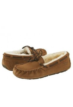 Купить UGG DAKOTA SLIPPERS BROWN В Украине