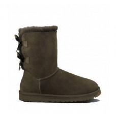 Угги UGG Australia Short Ribbon Chokolate 2014