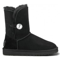 UGG Bailey Button Bling Black (МEVАS645)