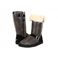 Купить Ugg Classic Tall Dylyn Black в Украине
