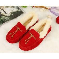 Купить UGG Dakota Lace Red в Украине