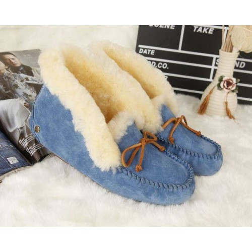 Купить UGG Dakota Tall Vivid Blu в Украине