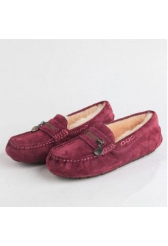 Купить UGG Dakota Zip Red В Украине
