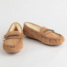 Купить UGG Dakota Zip Brown в Украине