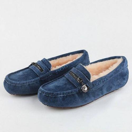 UGG Dakota Zip Blue