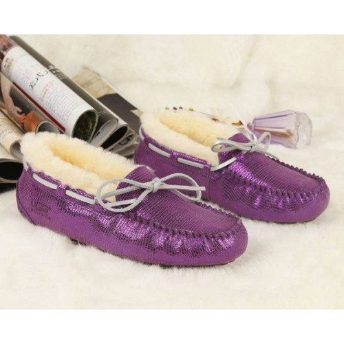 Купить UGG DAKOTA BRILLIANCE Purple в Украине