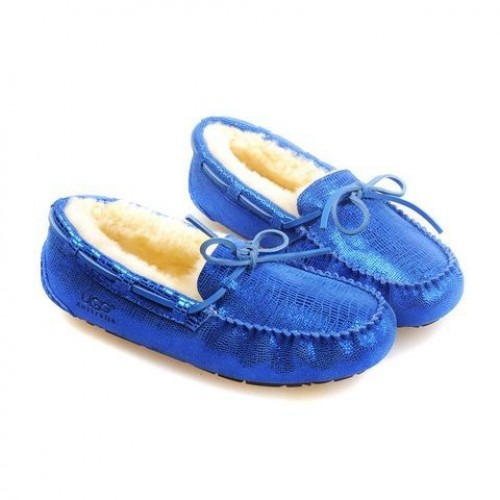 Купить UGG DAKOTA BRILLIANCE Blu в Украине
