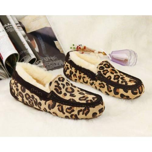 Купить UGG DAKOTA HORSEHAIR Leopard в Украине