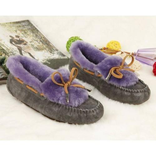 Купить UGG Dakota Color Gray-Purple в Украине