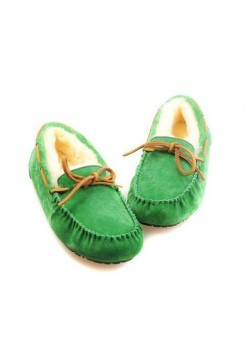 UGG DAKOTA SLIPPERS Green