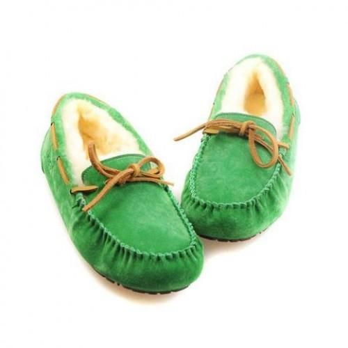 Купить UGG DAKOTA SLIPPERS Green в Украине