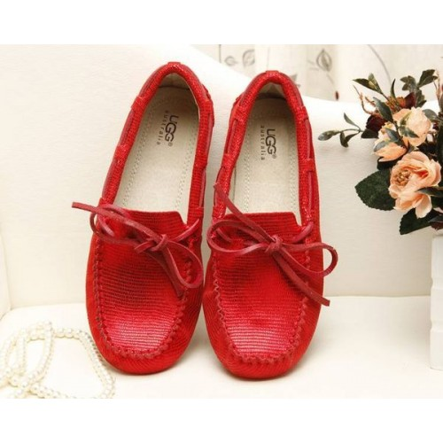 Купить UGG DAKOTA BRILLIANCE Red02 в Украине