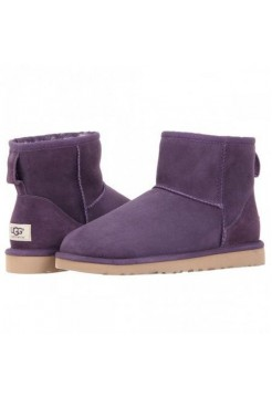 Купить UGG Classic Mini Purple В Украине
