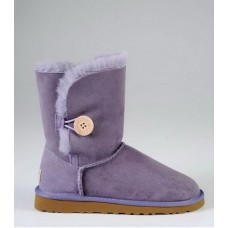 Детские угги UGG Baby Bailey Button Lavender