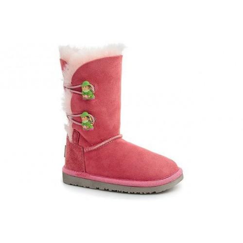 Купить Детские угги  Forester 51003 -1232-1 в Украине