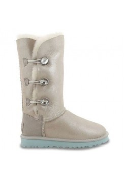 UGG Bailey Button Triplet I DO Белый