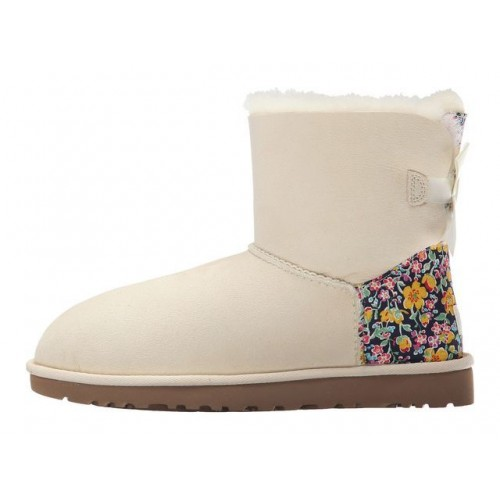 UGG Mini Bailey Bow Liberty Sand (V537)