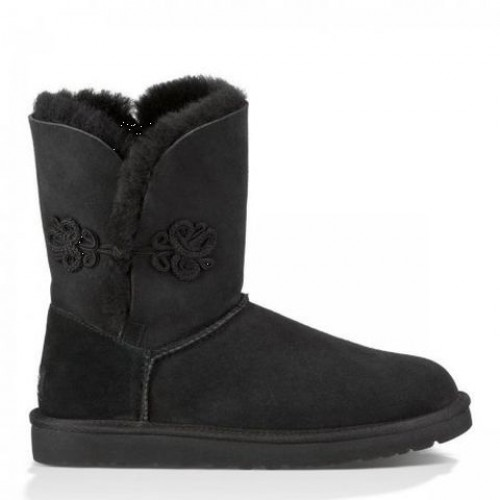 Купить UGG Bailey Mariko Black в Украине