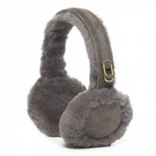 Купить Наушники UGG DOUBLE U LOGO EARMUFFS GREY в Украине