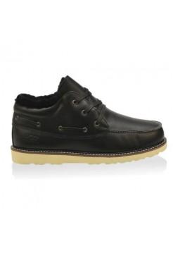 Купить UGG Ботинки кожа Черные В Украине
