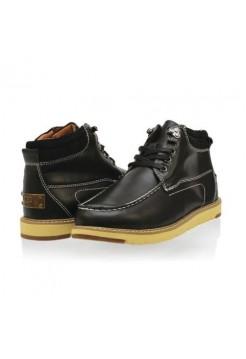UGG Ботинки Топ кожа Черные