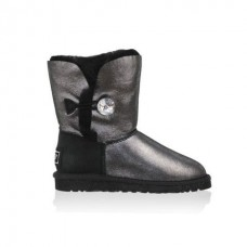 Купить UGG Bailey Button I DO! Сталь в Украине