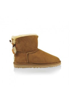 Купить UGG Mini Bailey Bow Chestnut В Украине