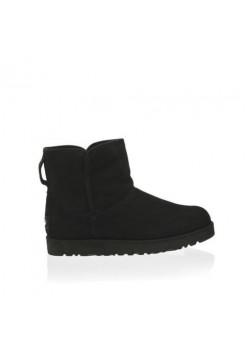 Купить UGG Cory Ботинки Танкетка Черные В Украине