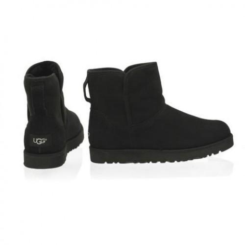 UGG Cory Ботинки Танкетка Черные