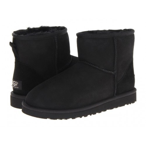 Купить Акция! UGG Classic Mini Black HOT в Украине