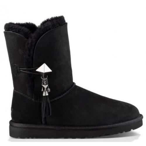 Купить UGG Lilou Black в Украине