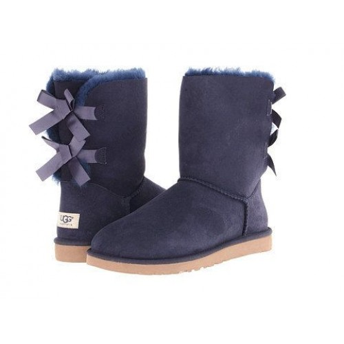Купить UGG Bailey Bow Navy (U211) в Украине