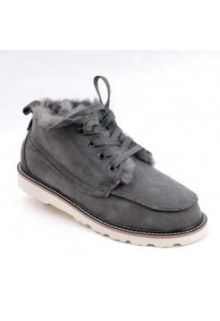 Купить UGG David Beckham Boots Grey В Украине