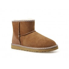 Купить UGG Classic Mini Liberty Chestnut в Украине