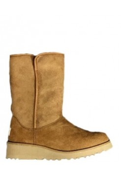 UGG Abree Amie Wedge Chestnut
