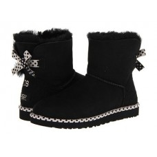 UGG Mini Bailey Bow 78 Black
