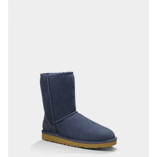 UGG Baby Classic Short Blue